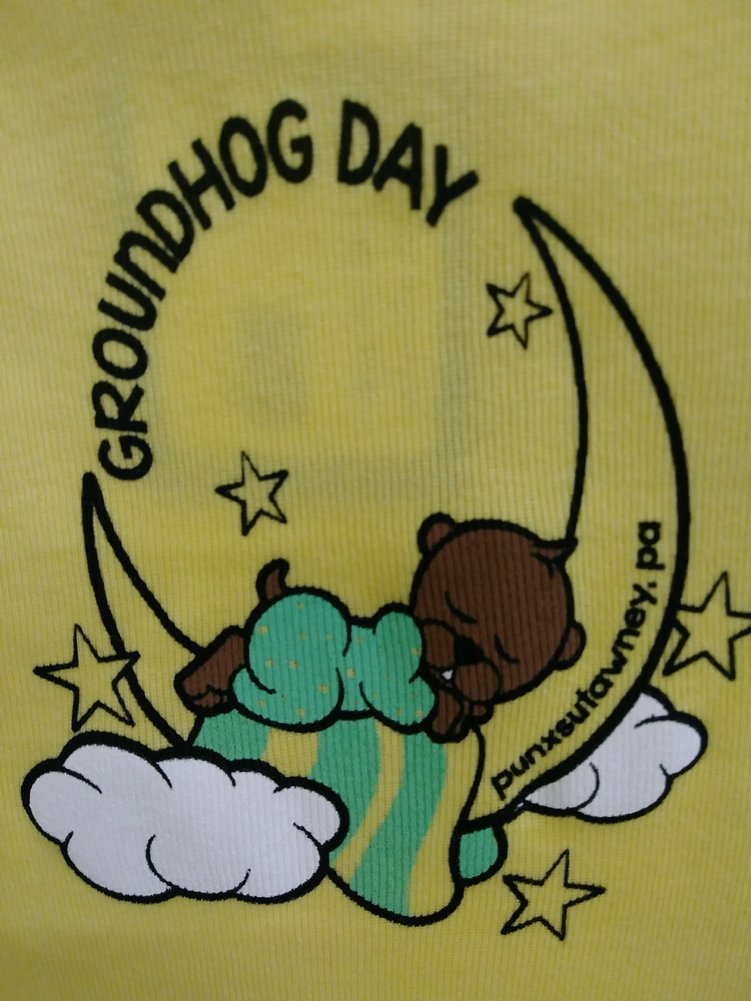 Baby Phil Dreaming Onesie Image a