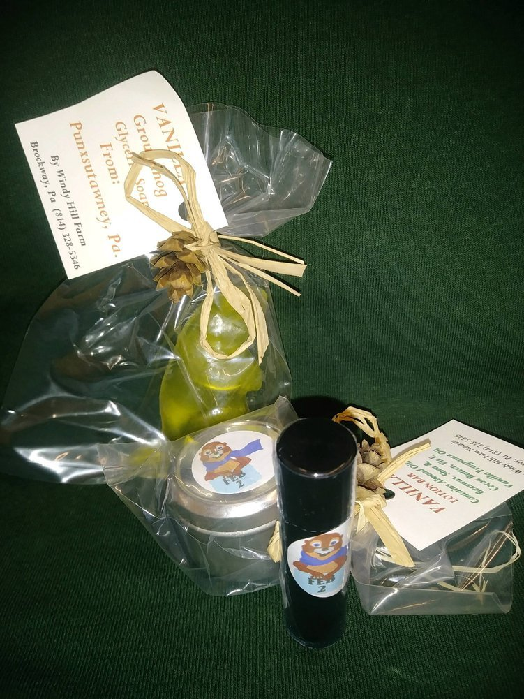 Groundhog Gift Package/Vanilla Image a