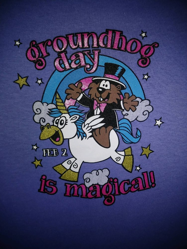 Magical Ghog Shirt Youth Image a