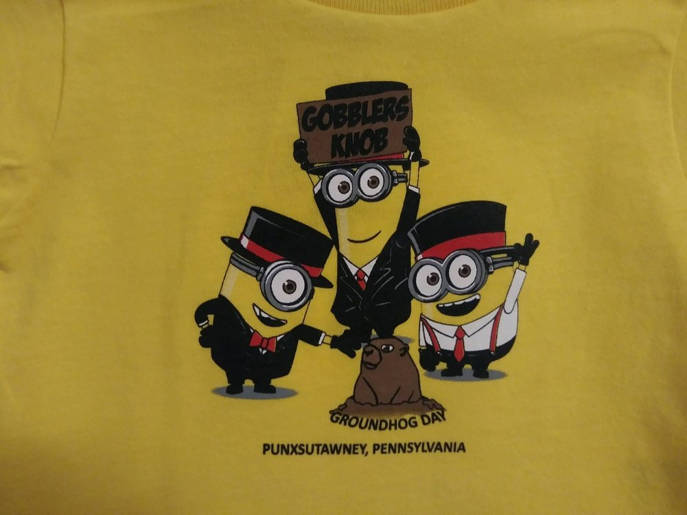 "Minions with ""Phil"" Toddler T Image a"