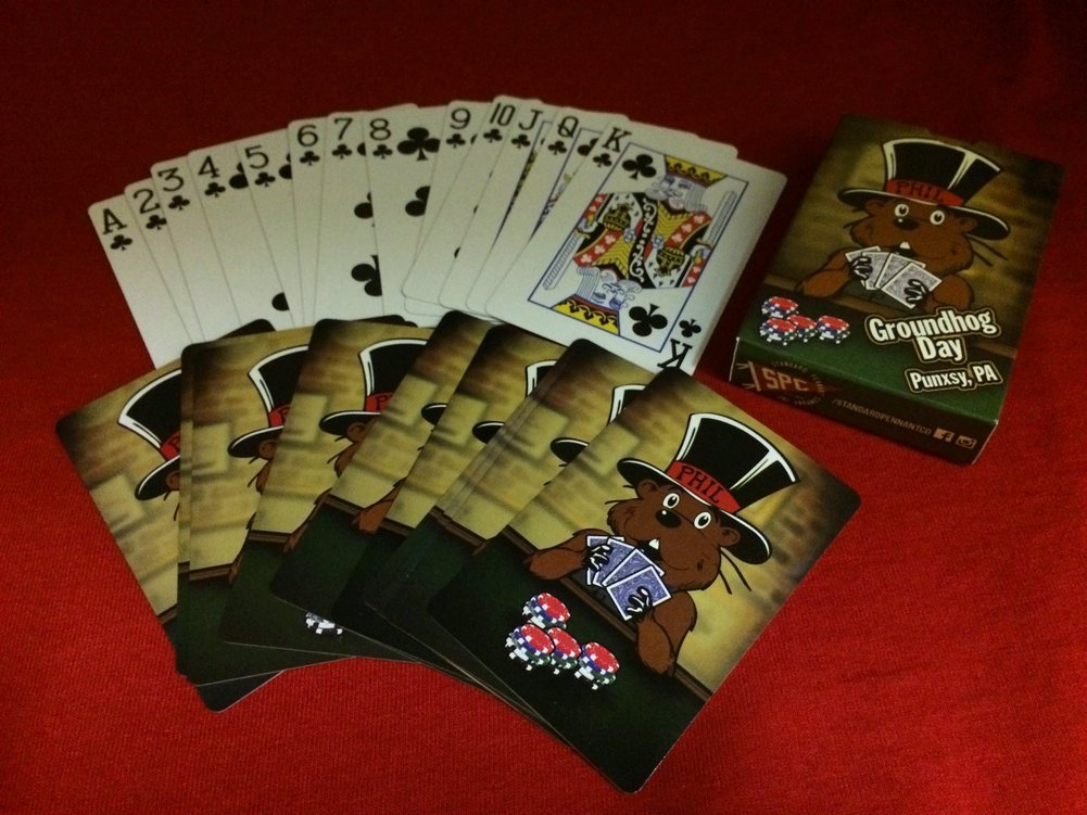 Phil Playing Cards Image a