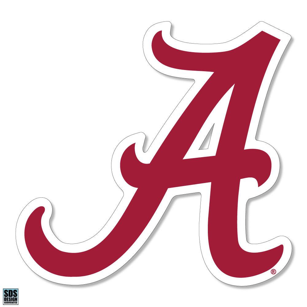 Alabama Crimson Tide Magnet 3-Pack Image a