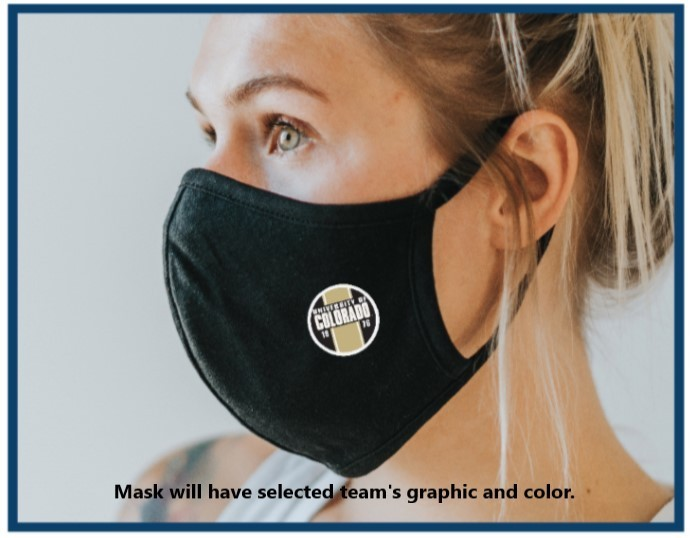 Minnesota Golden Gophers Face Covering Maroon Image a