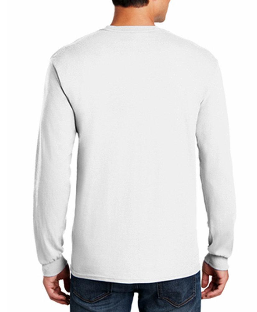 Georgia Bulldogs Long Sleeve TShirt Varsity White Team Image a