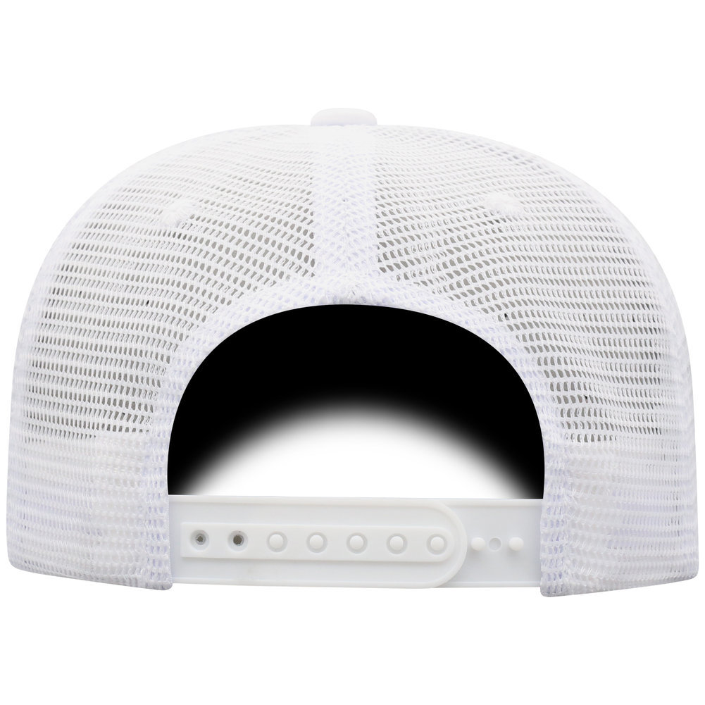 LSU Tigers National Champs Hat 2019 - 2020 Snapback White Image a