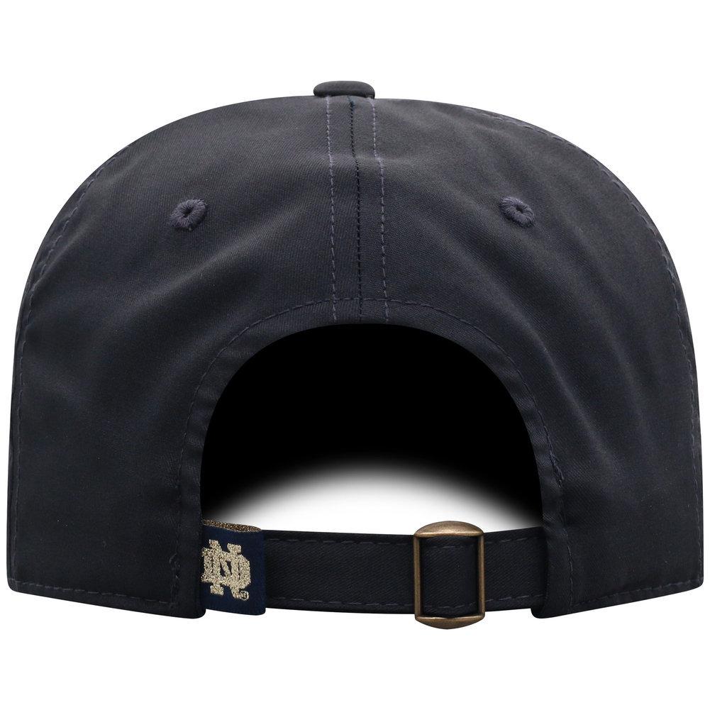 Notre Dame Fighting Irish Hat Navy Shamrock Image a