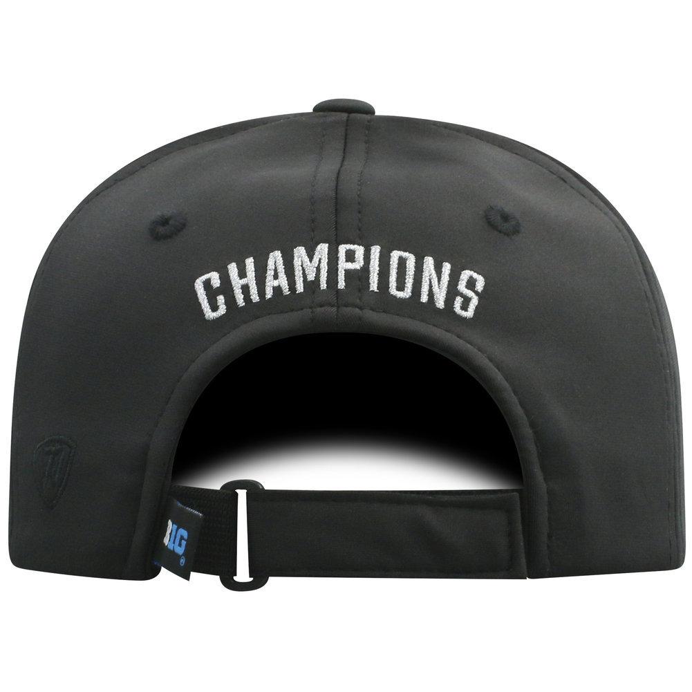 Ohio State Buckeyes Big 10 Champs Hat 2018 Locker Room  Image a