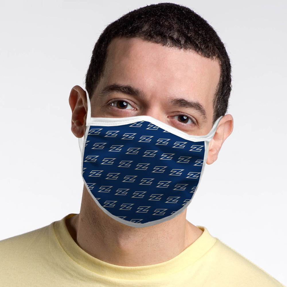 Akron Zips Retro Face Covering 3-Pack Image a