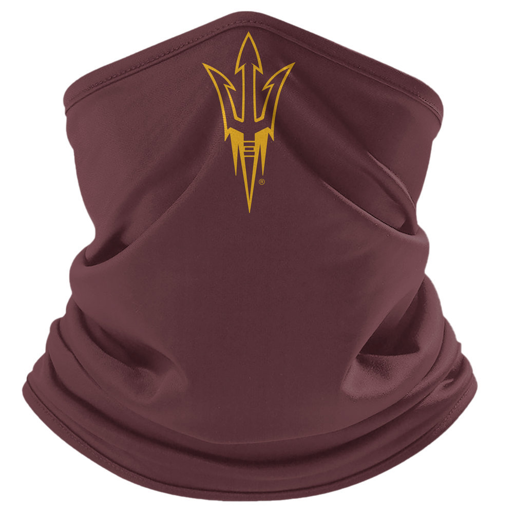 Arizona State Sun Devils Retro Face Covering Gaiters 2-Pack Image a