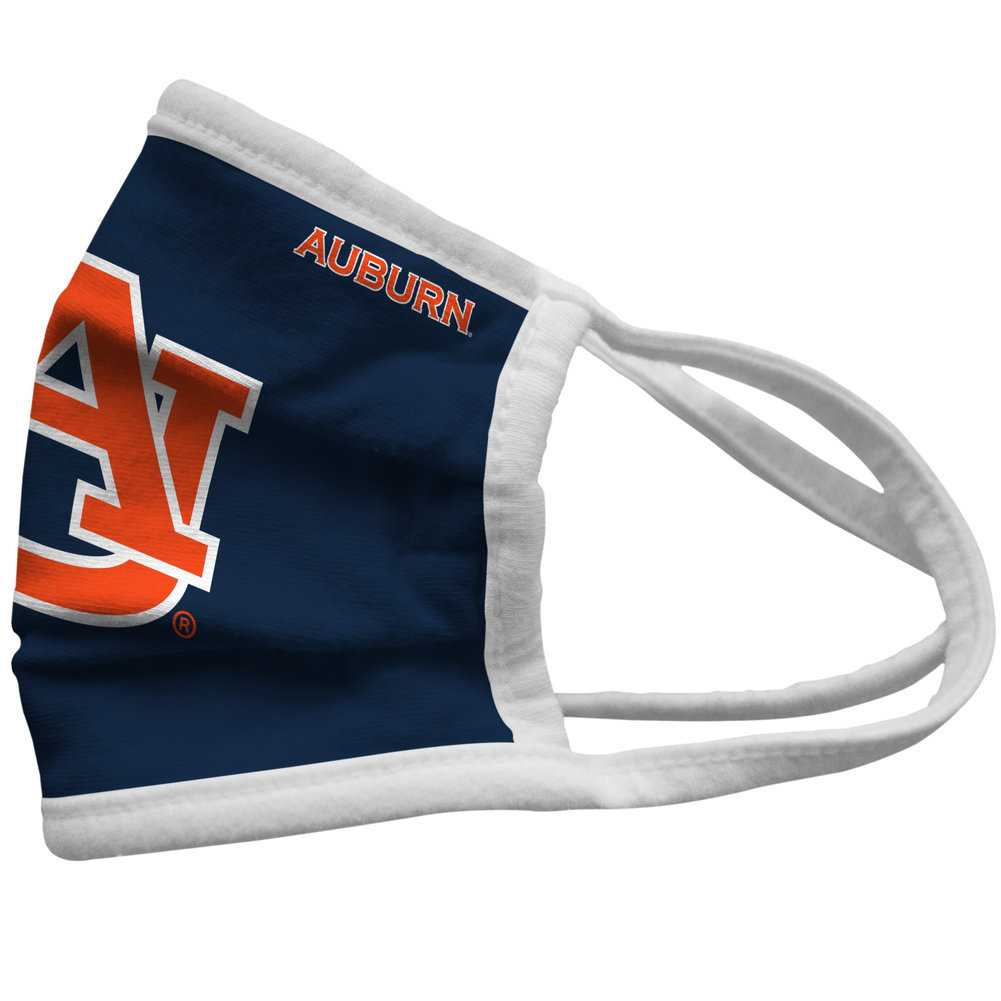 Auburn Tigers Retro Face Covering 3-Pack Image a