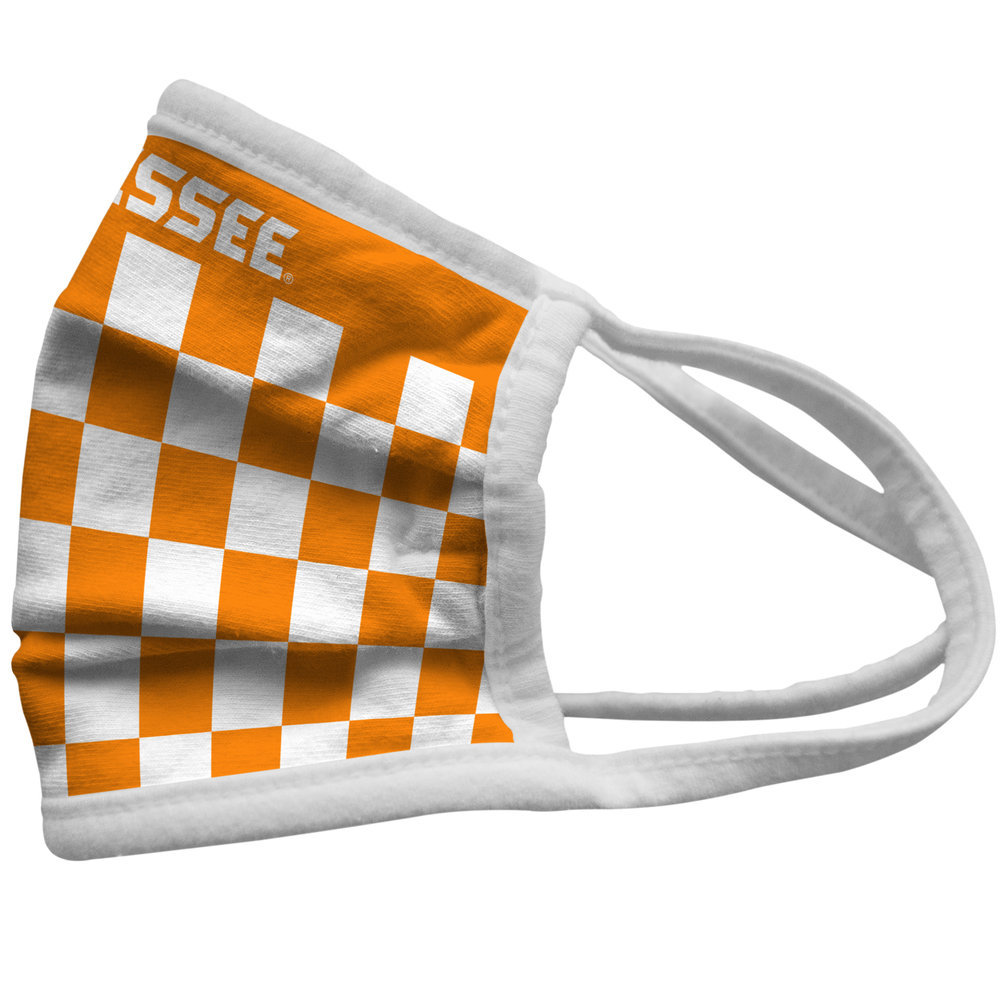 Tennessee Volunteers Retro Face Covering 3-Pack Image a