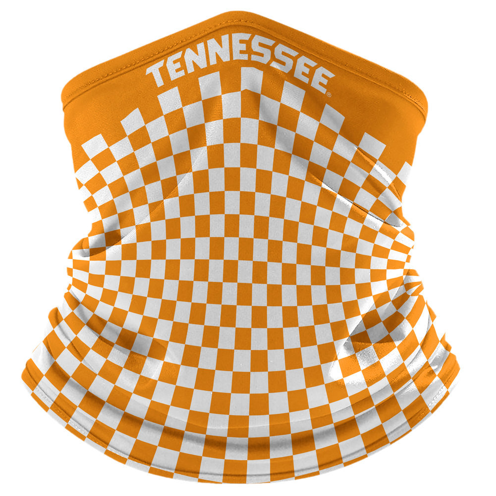 Tennessee Volunteers Retro Face Covering Gaiters 2-Pack Image a