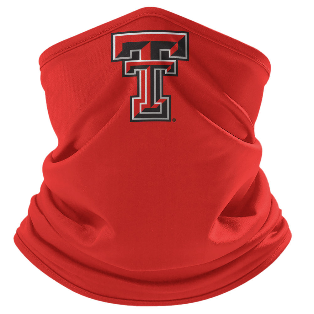 Texas Tech Red Raiders Retro Face Covering Gaiters 2-Pack Image a