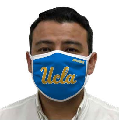 UCLA Bruins Retro Face Covering 3-Pack  Image a