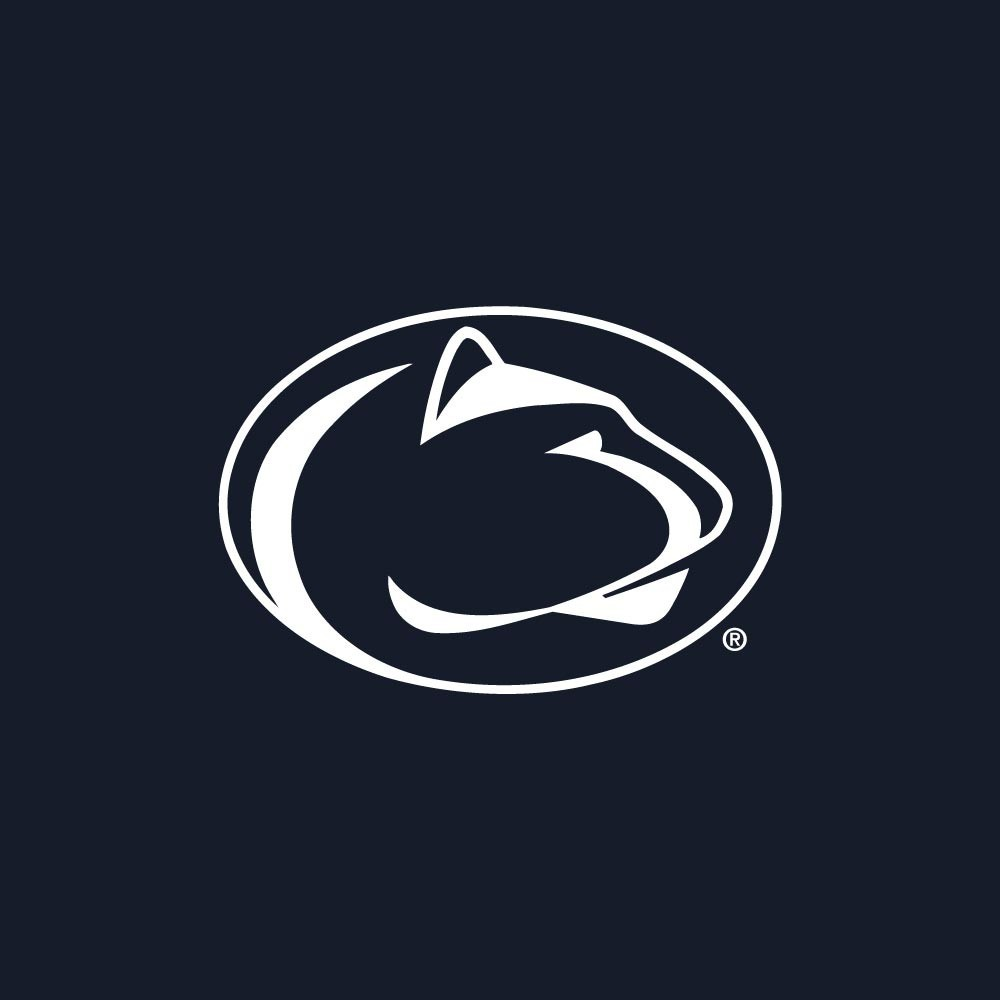 Penn State Nittany Lions Women's Quarter Zip Navy Image a