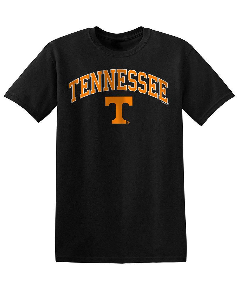 Tennessee Volunteers TShirt Varsity Black Image a