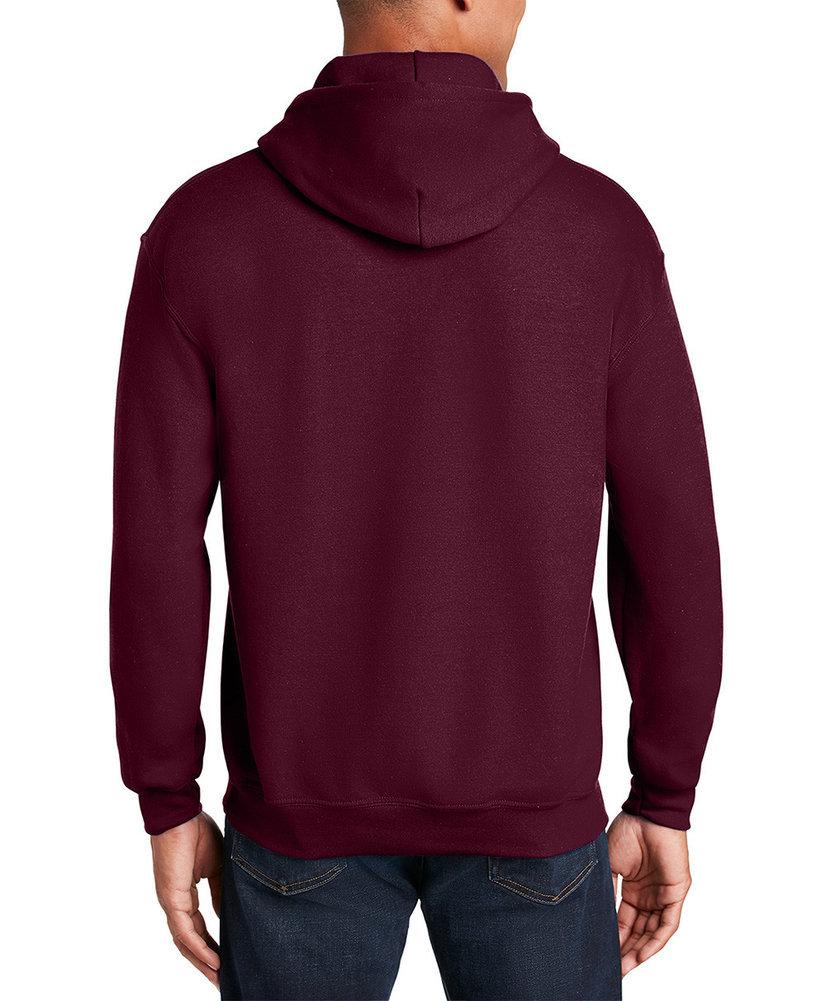 Texas A&M Aggies Hooded Sweatshirt Varsity Maroon  Image a