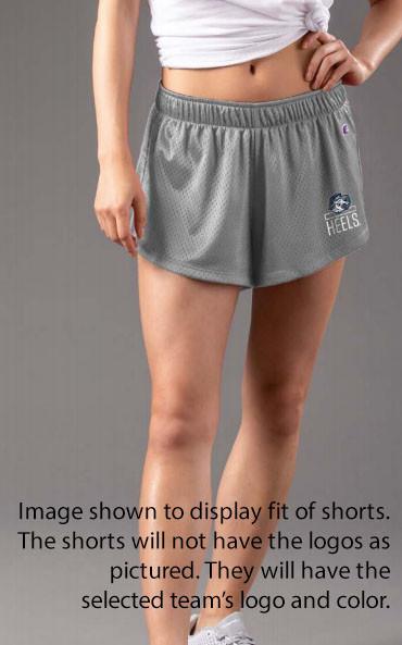 Texas A&M Aggies Women's Mesh Shorts Image a