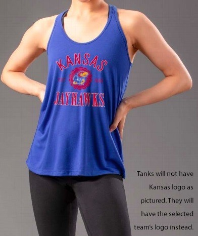 Texas A&M Aggies Women's Swing Tank Top  Image a