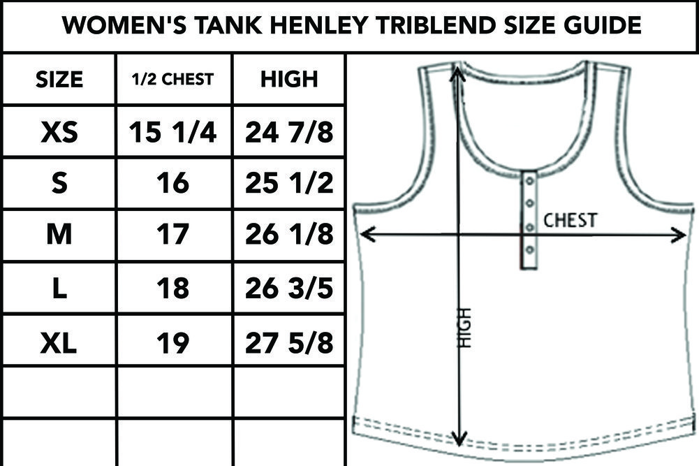 Texas A&M Aggies Womens Relaxed Henley Tank Top Image a