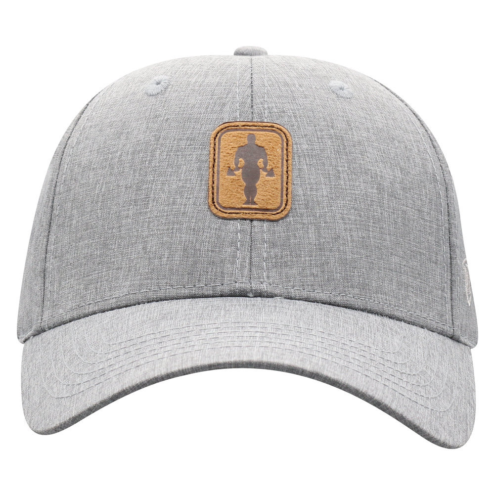 Gold's Gym Adjustable Suede Strap Water Repellent Hat Image a