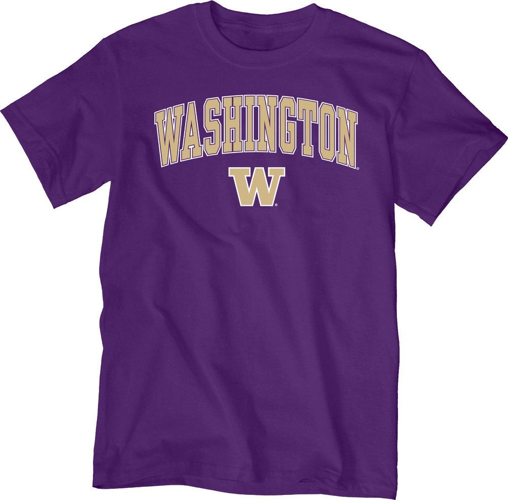 Washington Huskies TShirt Varsity Purple Image a