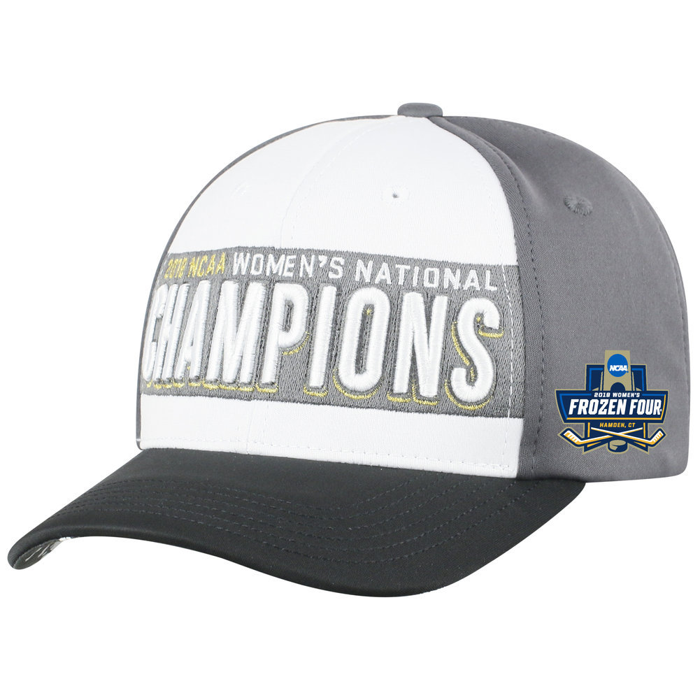 Wisconsin Badgers Womens Hockey Champs Hat 2019