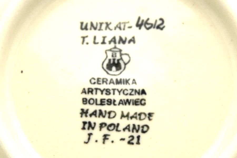 Polish Pottery Baker - Rectangular with Grip Lip - Unikat Signature U4612 Image a