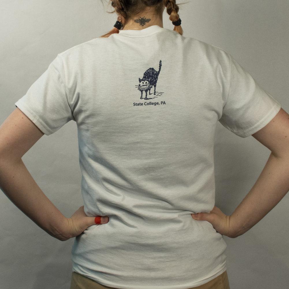Hop Logo Tee - White Image a