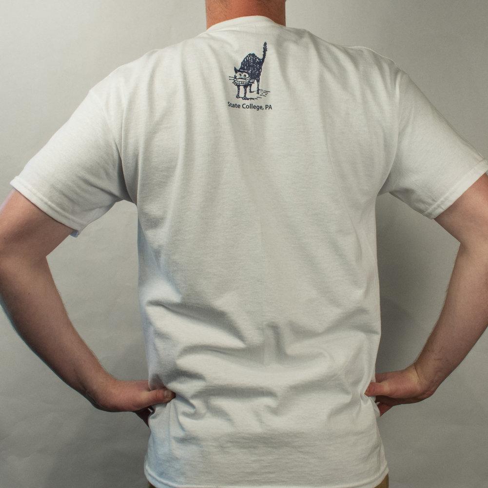 Hop Logo Tee XXL - White Image a