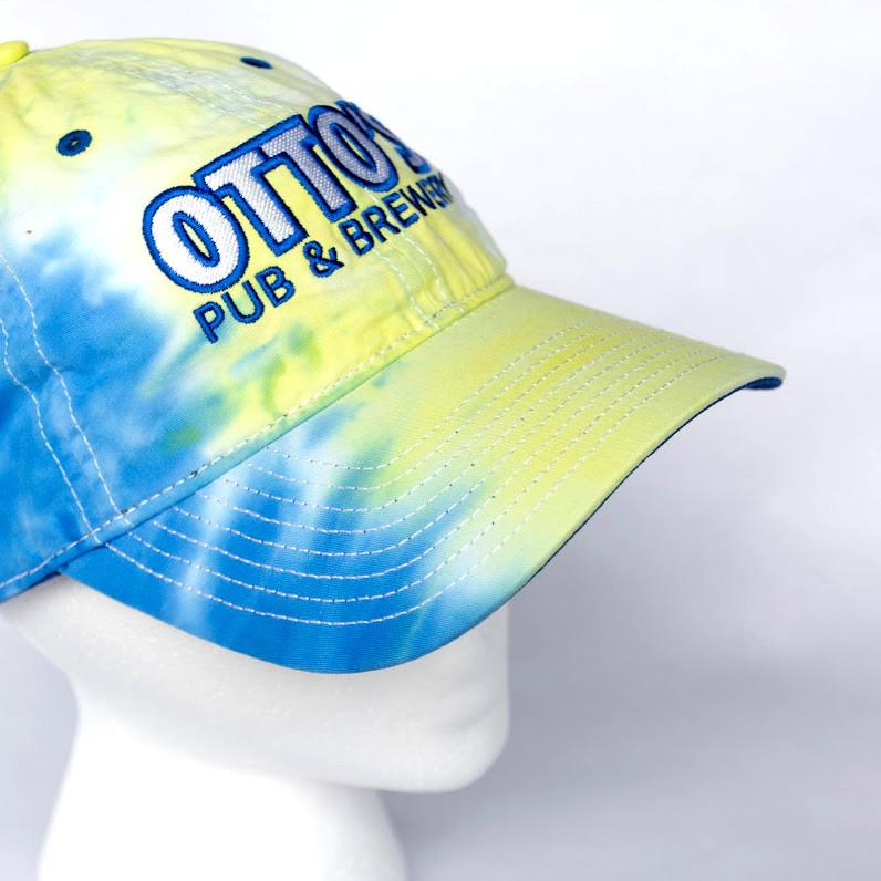 Otto's Tie-Dye Hat Image a
