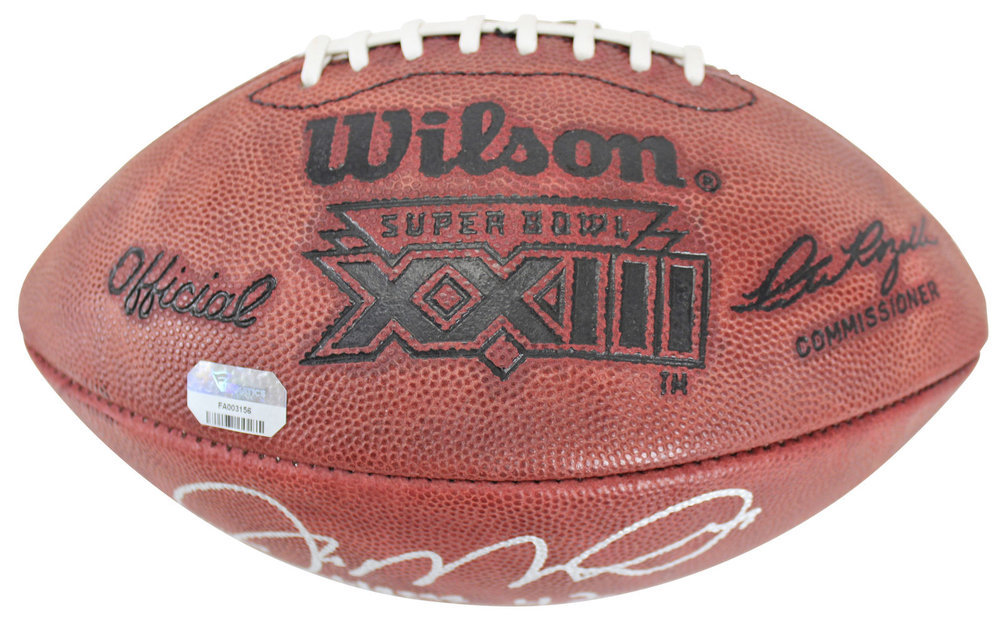 49ers Joe Montana Autographed Signed Official Sb Xxiii NFL Football  Fanatics Coa  Fa003156 - Certified Authentic. Loading Images...  419.99  Price c080b3ea4