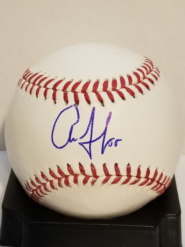 Aaron Judge Autographed Signed New York Yankees Rawlings Official