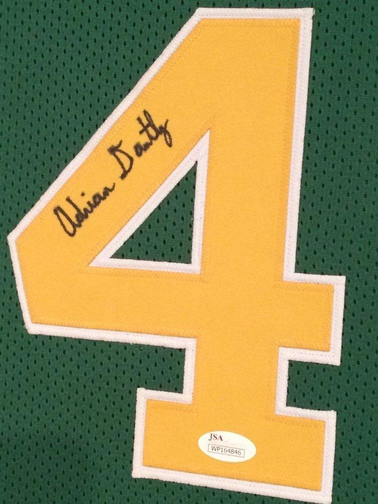 3f89698c11856 Adrian Dantley Autographed Signed Custom Framed Utah Jazz Jersey - JSA  Authentic. Loading Images... $650.99 Price