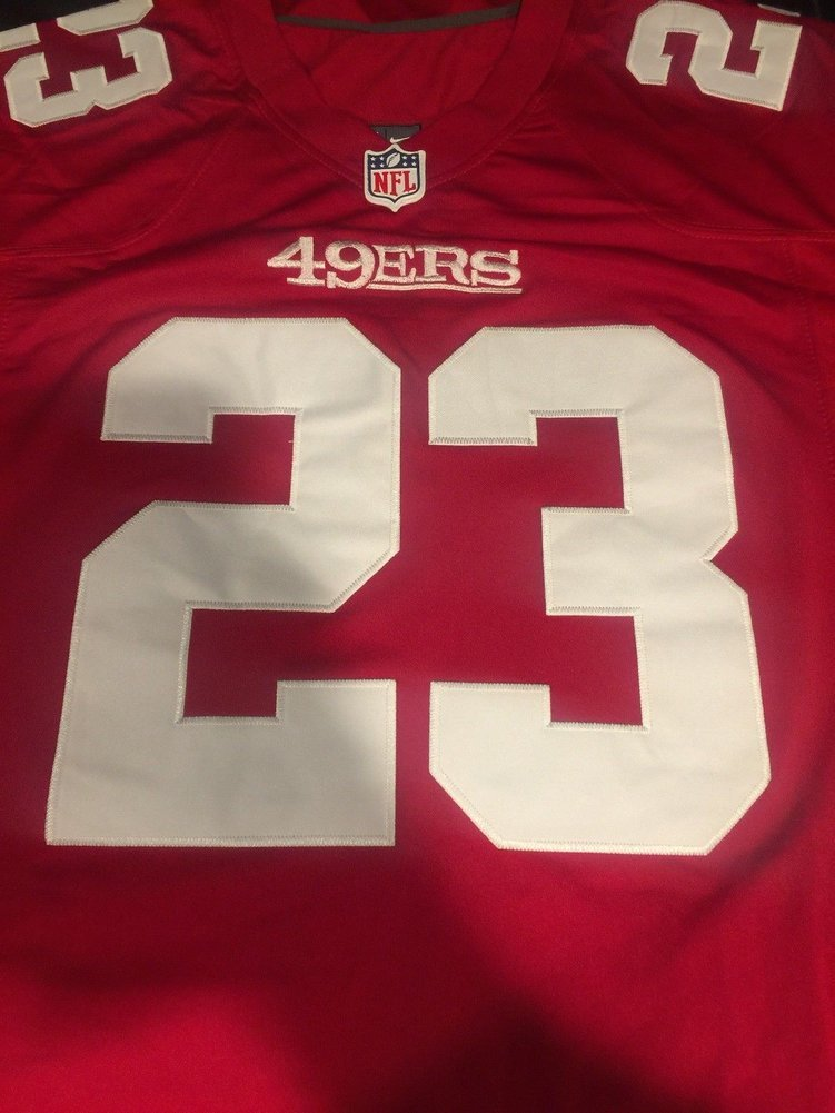 7b575ca7f3c Ahkello Witherspoon Autographed Signed San Francisco 49ers Jersey PSA DNA.  Loading Images...  233.99 Price