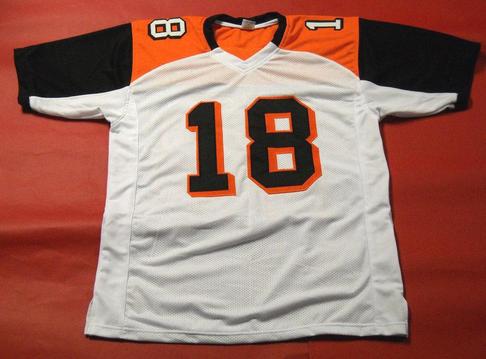c8a53d04a AJ Green Autographed Signed Cincinnati Bengals W Jersey Memorabilia ...