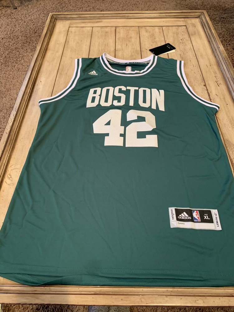 ... Al Horford Autographed Signed Jersey Memorabilia JSA COA Boston Celtics  Image a ... 48ca92c6f