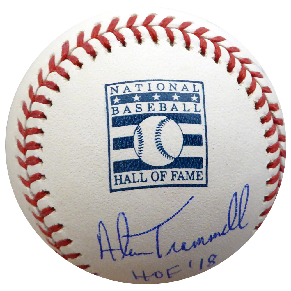 Sports Mem, Cards & Fan Shop Alan Trammell Autographed Signed 8x10 Photo Picture Baseball Tigers Beckett Coa Wholesale Lots