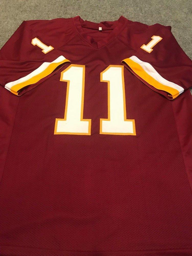 b6fdef42f Alex Smith Autographed Signed Washington Redskins Jersey - JSA  Authentication