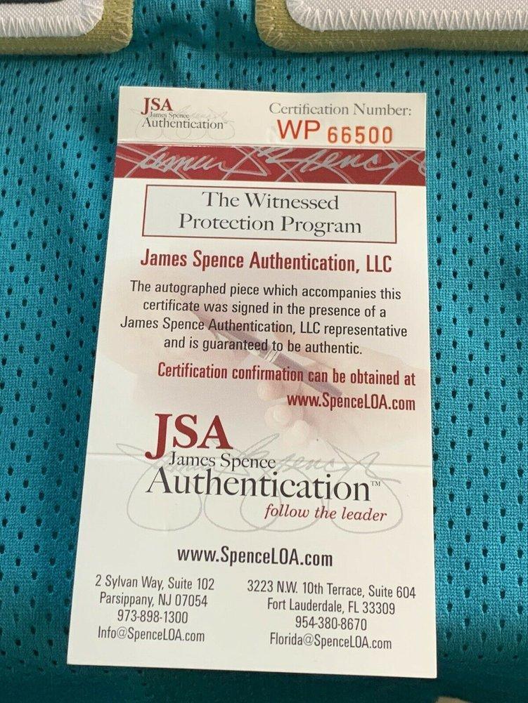 Allen Robinson Autographed Signed /Signed Jersey JSA COA Jacksonville Jaguars Image a