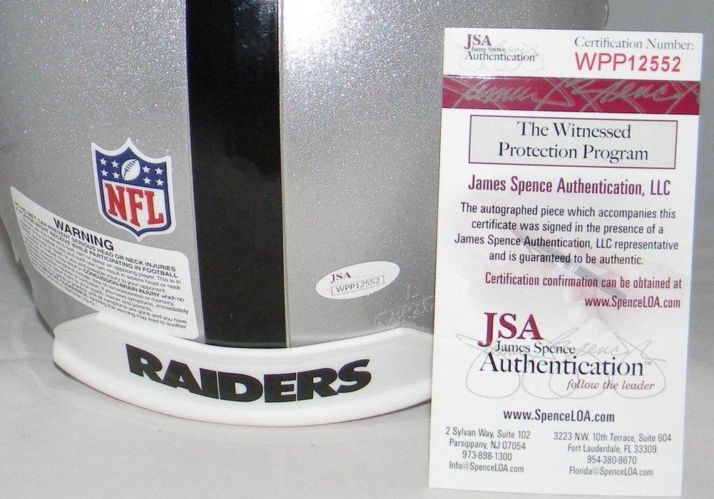 Amari Cooper Autographed Oakland Raiders Full Size Proline Helmet