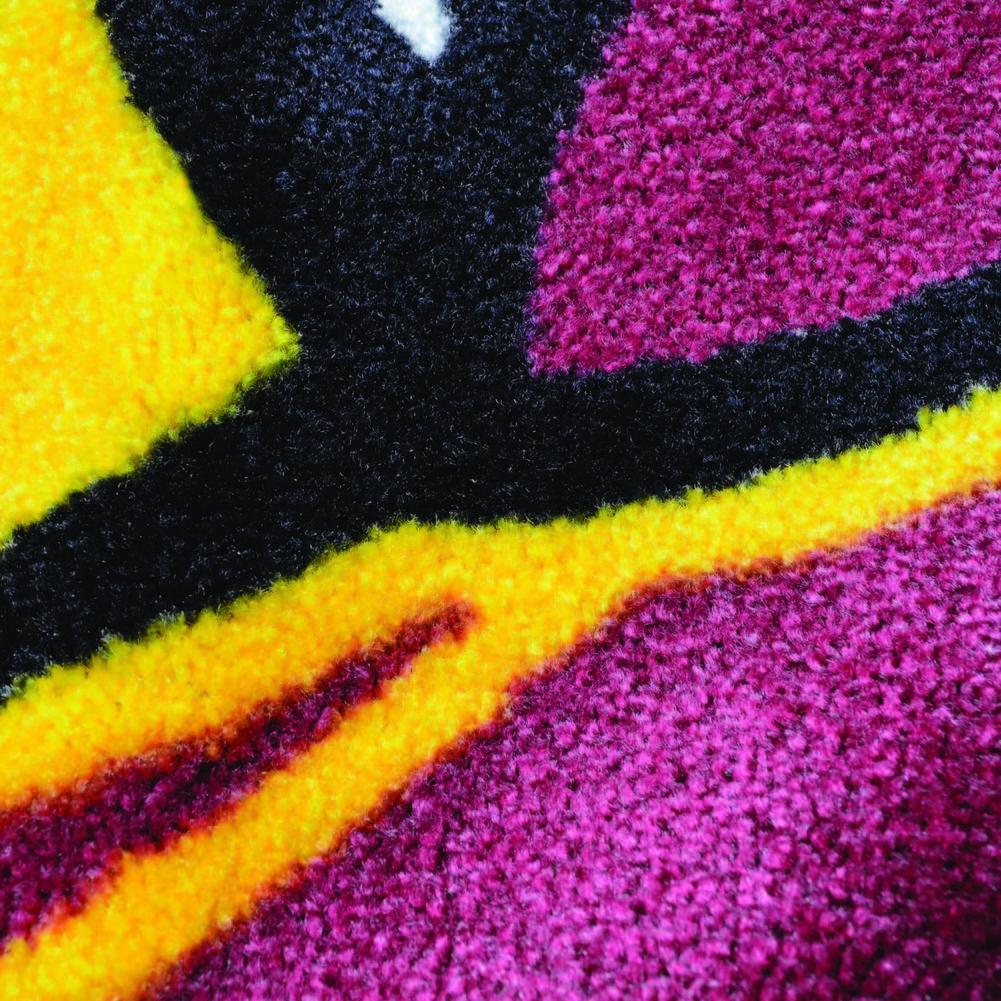 Baltimore Ravens Home Decor: Baltimore Ravens 4' X 6' Home Decor Rug