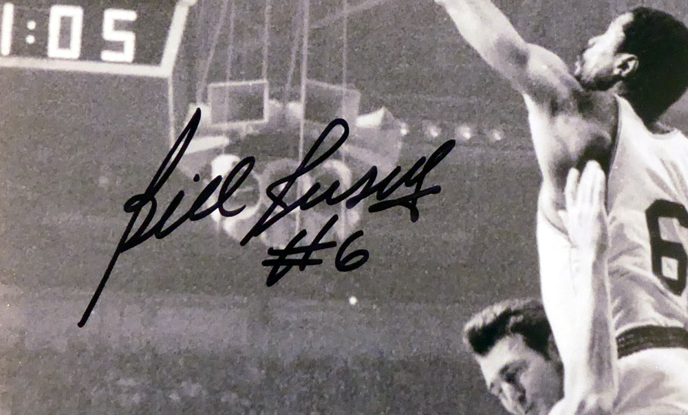 Bill Russell Autographed Signed Auto 16x20 Photo Boston Celtics - Beckett  Certified. Loading Images...  318.99 Price 15fd57ae0