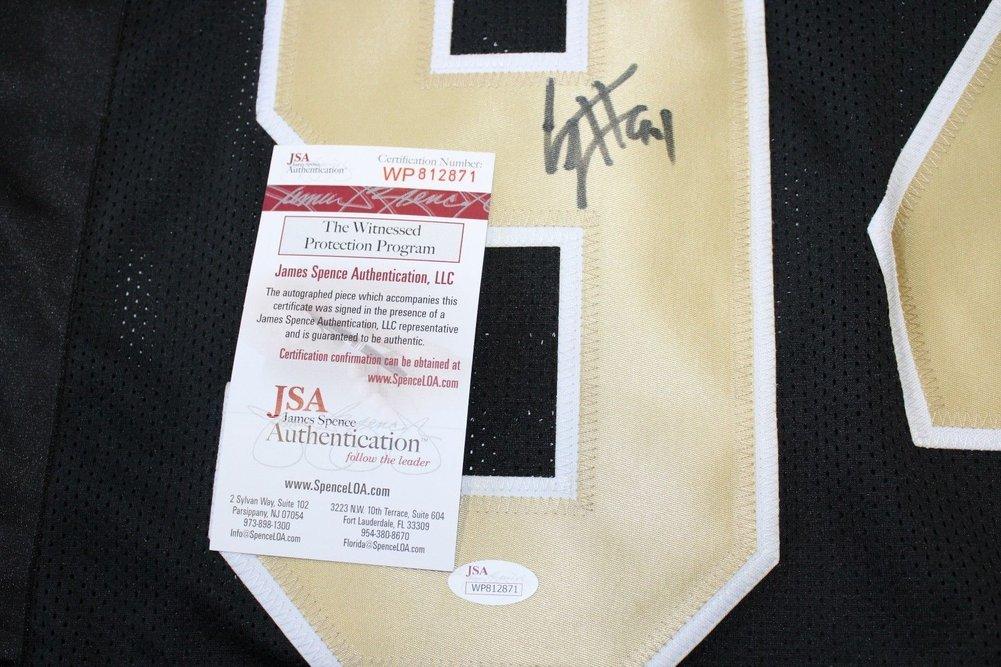 Cameron Jordan New Orleans Saints Autographed Signed Football Jersey ... 3b499d740