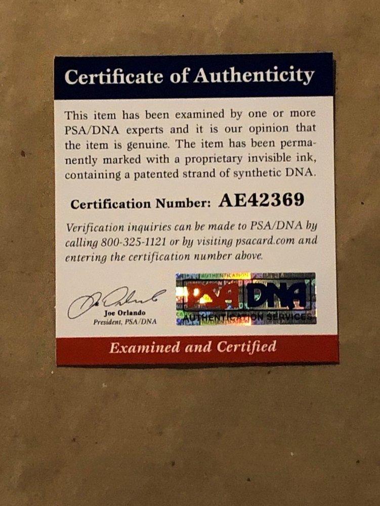 6dd586005 Charles Oakley Autographed Signed Custom Framed New York Knicks Jersey 1  Memorabilia PSA DNA COA. Loading Images...  975.99 Original