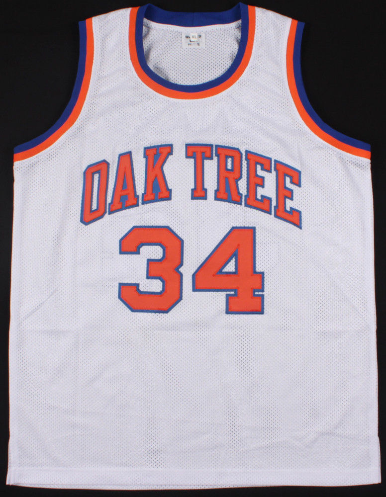 low priced 767e0 23b80 Charles Oakley Autographed Signed Memorabilia New York ...