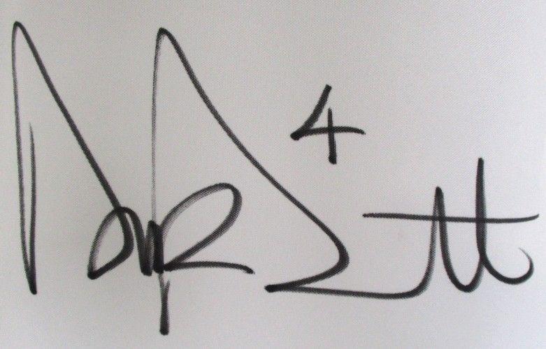 finest selection 63c14 0dbc4 Dak Prescott Autographed Signed Dallas Cowboys Blue Nike ...