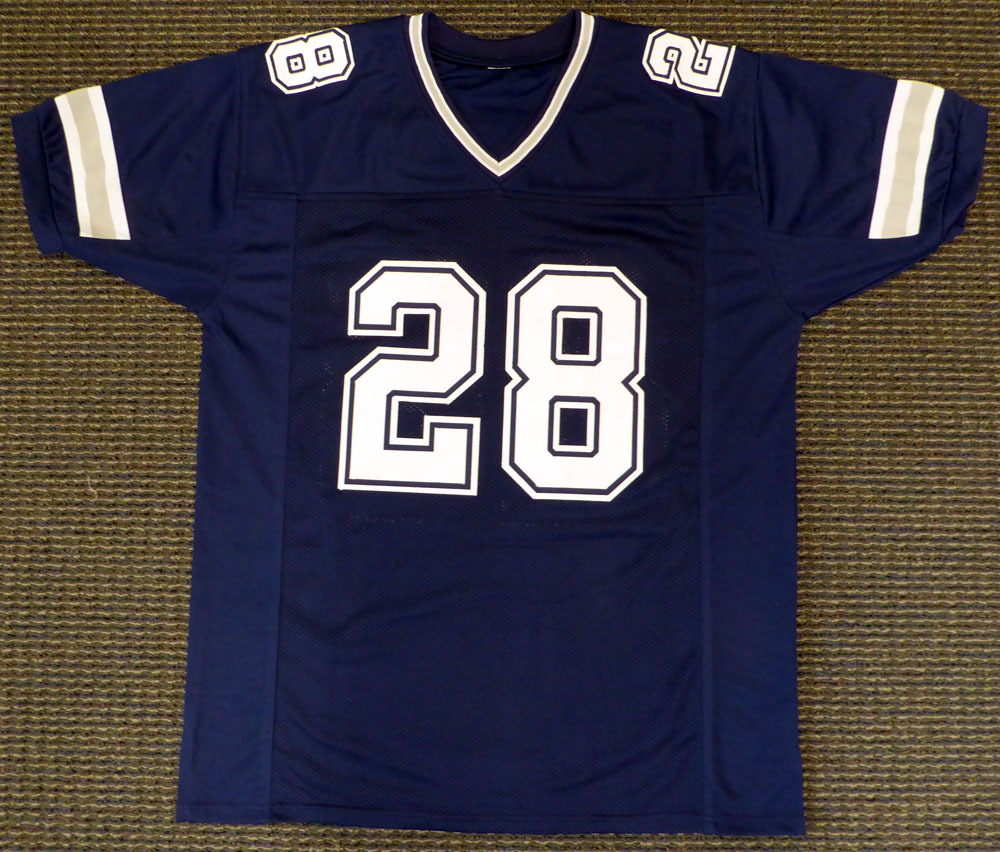 Dallas Cowboys Darren Woodson Autographed Signed Auto Blue Jersey - Beckett  Certified. Loading Images...  116.99 Price 2b35ecb09