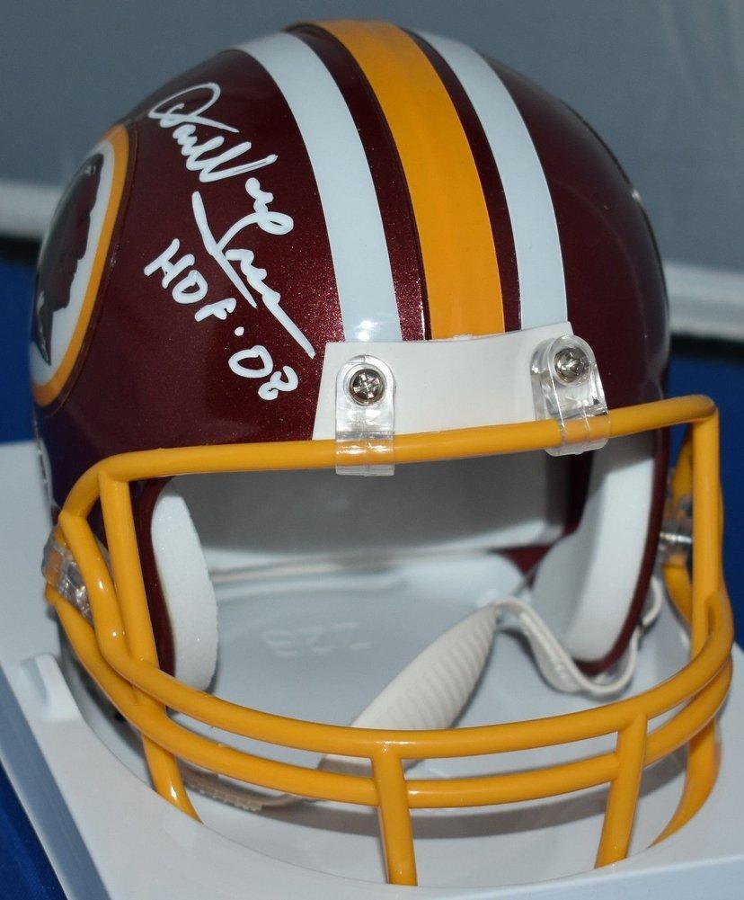 Darrell Green Autographed Signed Mini Helmet Washington Redskins Hof ... ed88a3d9a