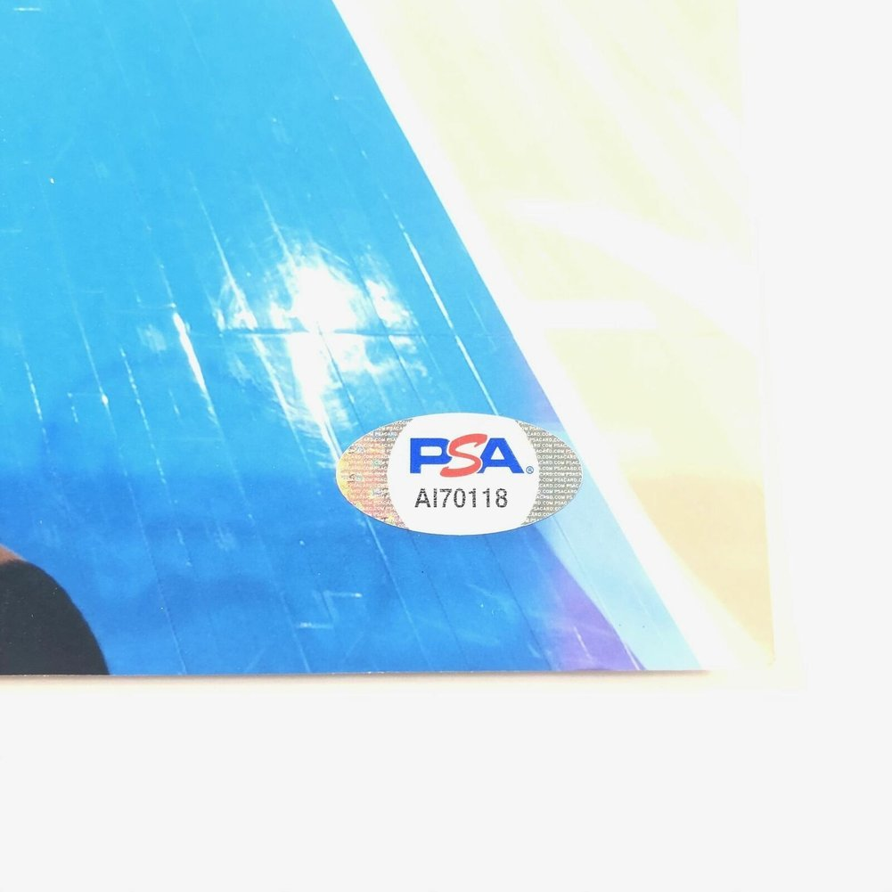 Deandre Jordan Autographed Signed 11X14 Photo PSA/DNA Los Angeles Clippers Autographed Image a